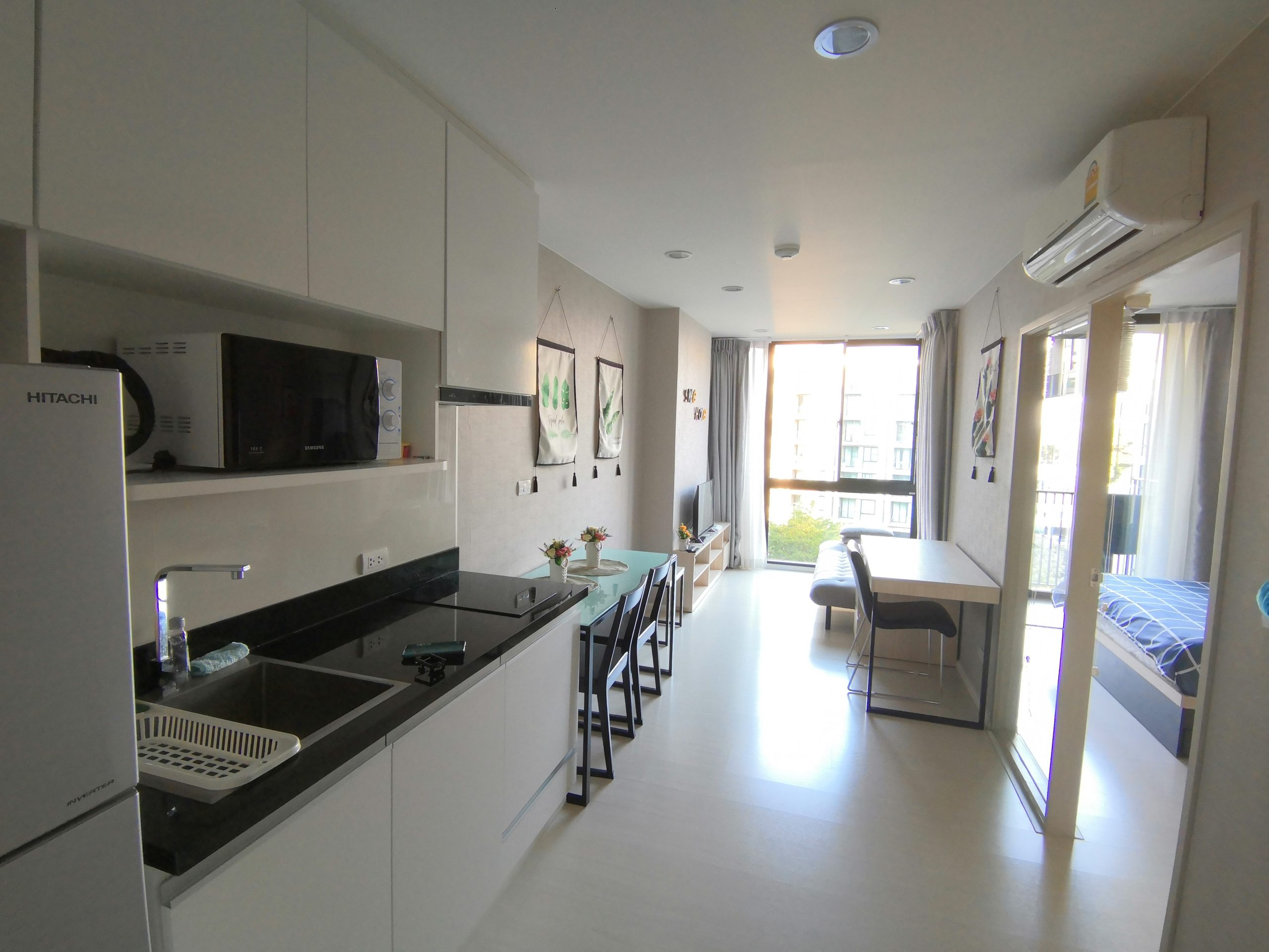 Condo in ChiangMai for rent in Palm Springs Nimman Parlor